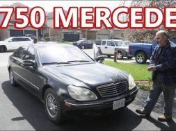 Merc 750$