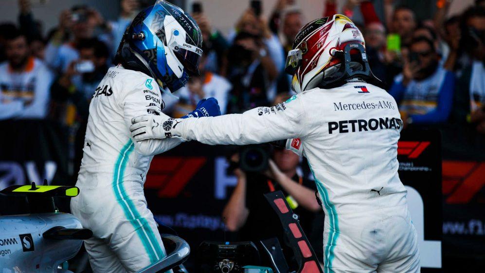 Mercedes: Nećemo dozvoliti situaciju kao sa Rozbergom
