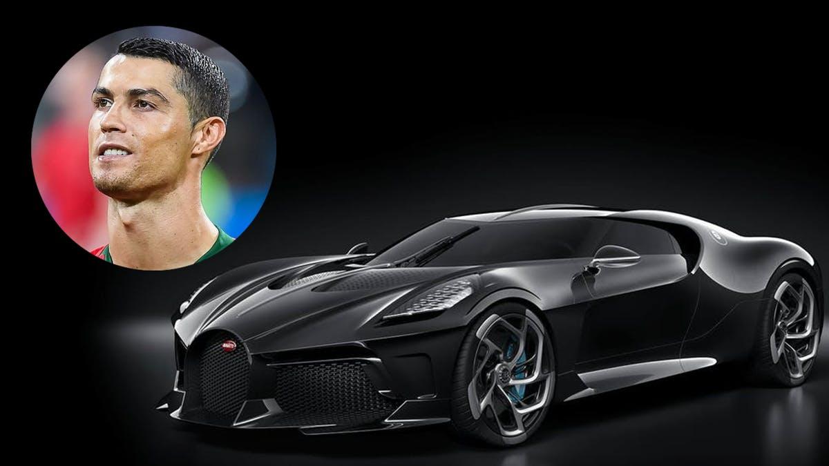 Kristijano Ronaldo navodno kupio automobil od 16,7 miliona evra