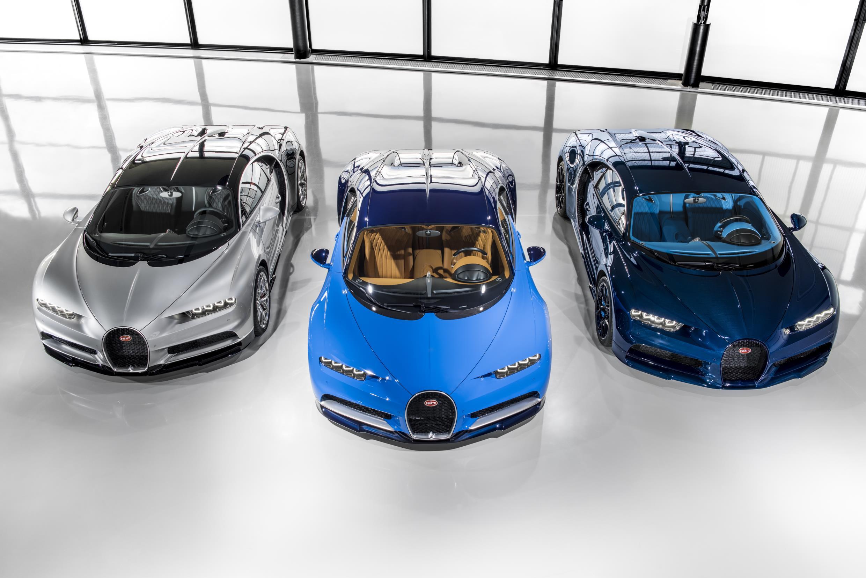 Navali narode – ostalo još manje od 100 primeraka Bugatti Chirona