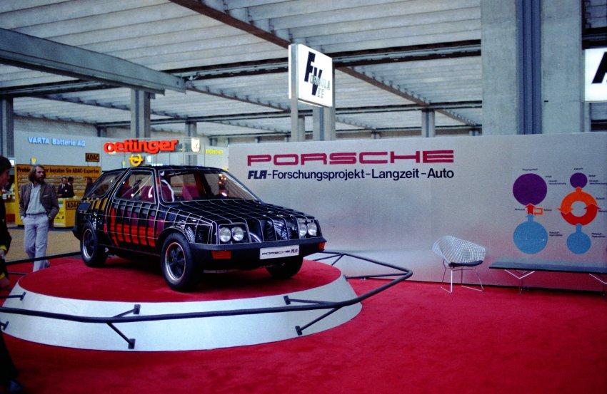 "Zanimljivost dana: ""ekološki osvešćen"" koncept Porschea iz prošlog veka"