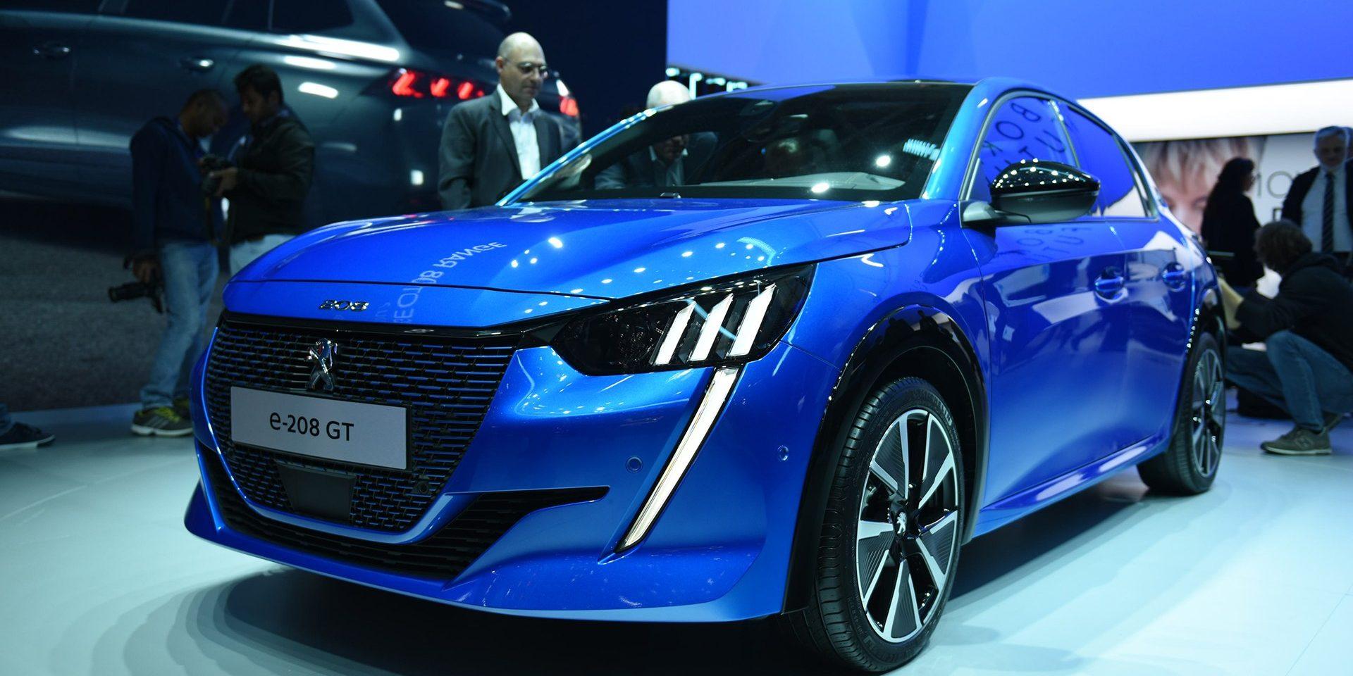Novi Peugeot e-208 za 31.900 u Francuskoj?