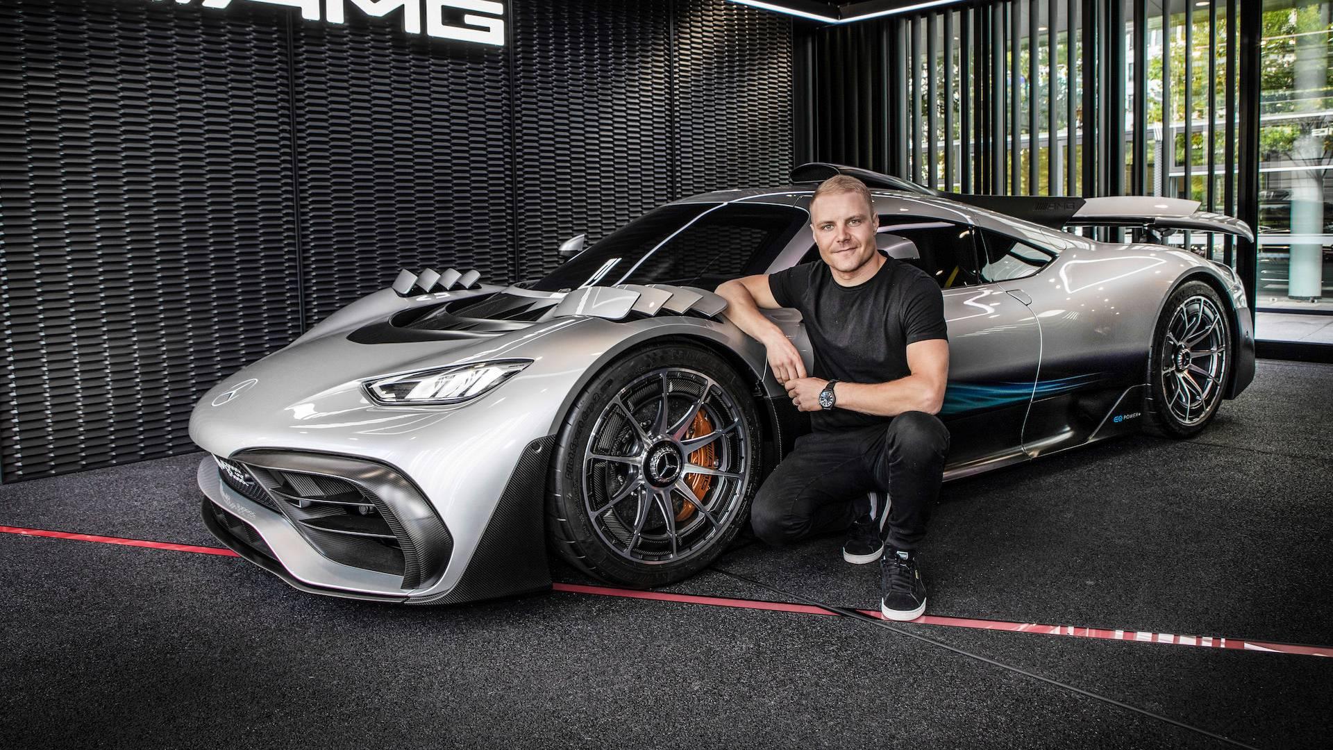 Mercedesova glavobolja zvana AMG One