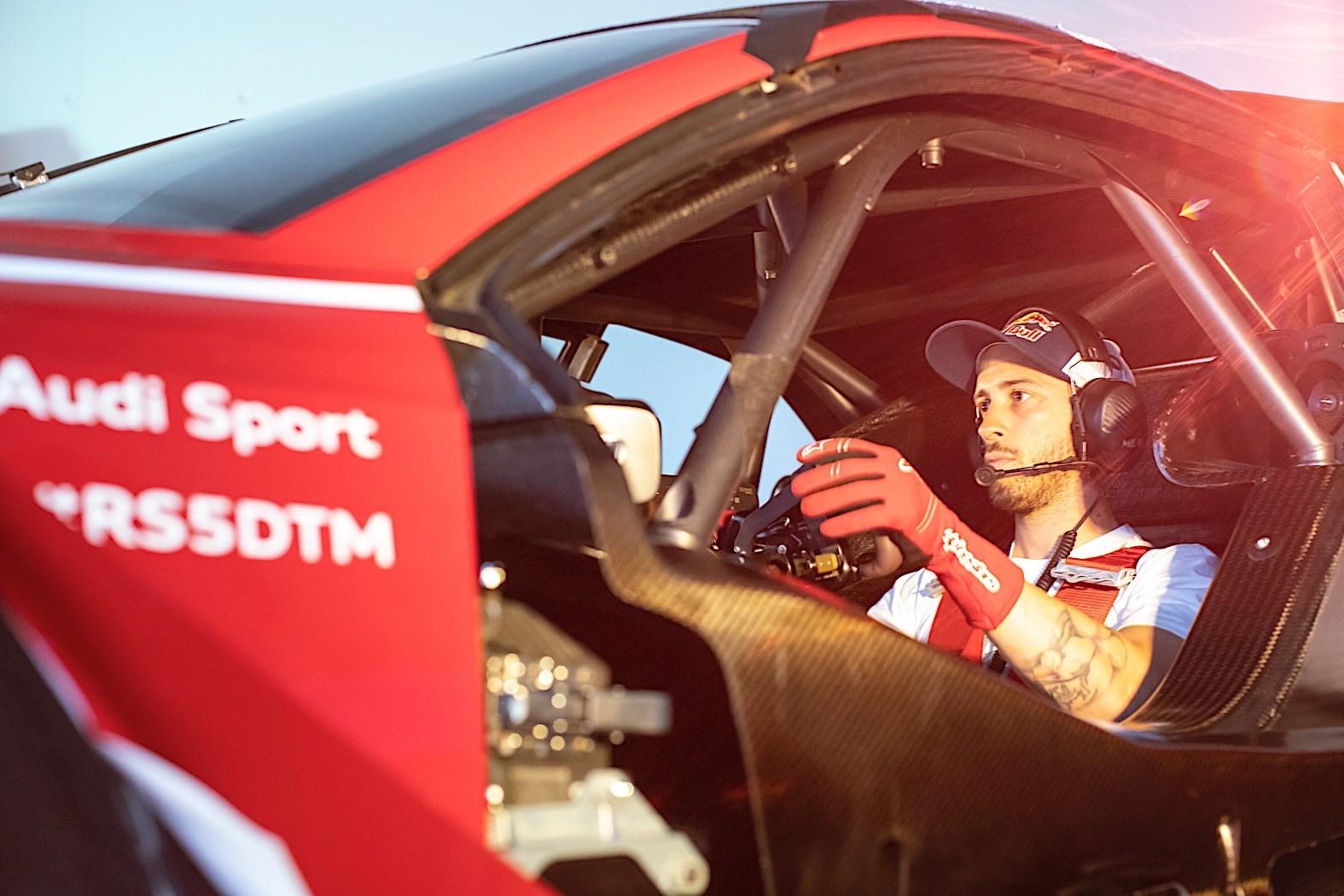 Andrea Doviciozo voziće trku DTM šampionata