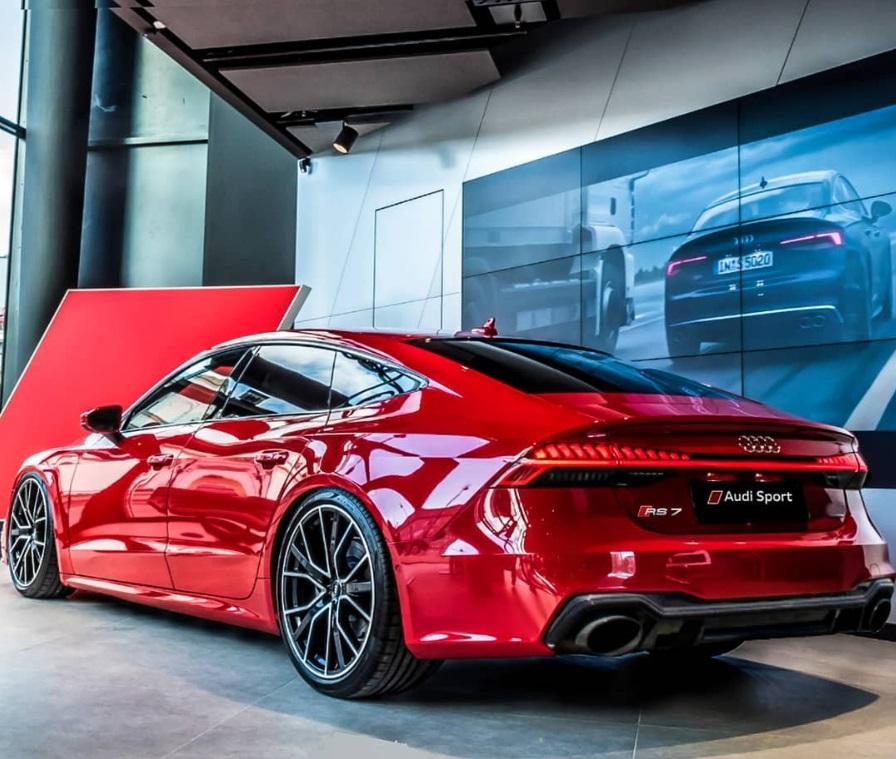 Audi RS7 – Da li su ovo prve fotografije?