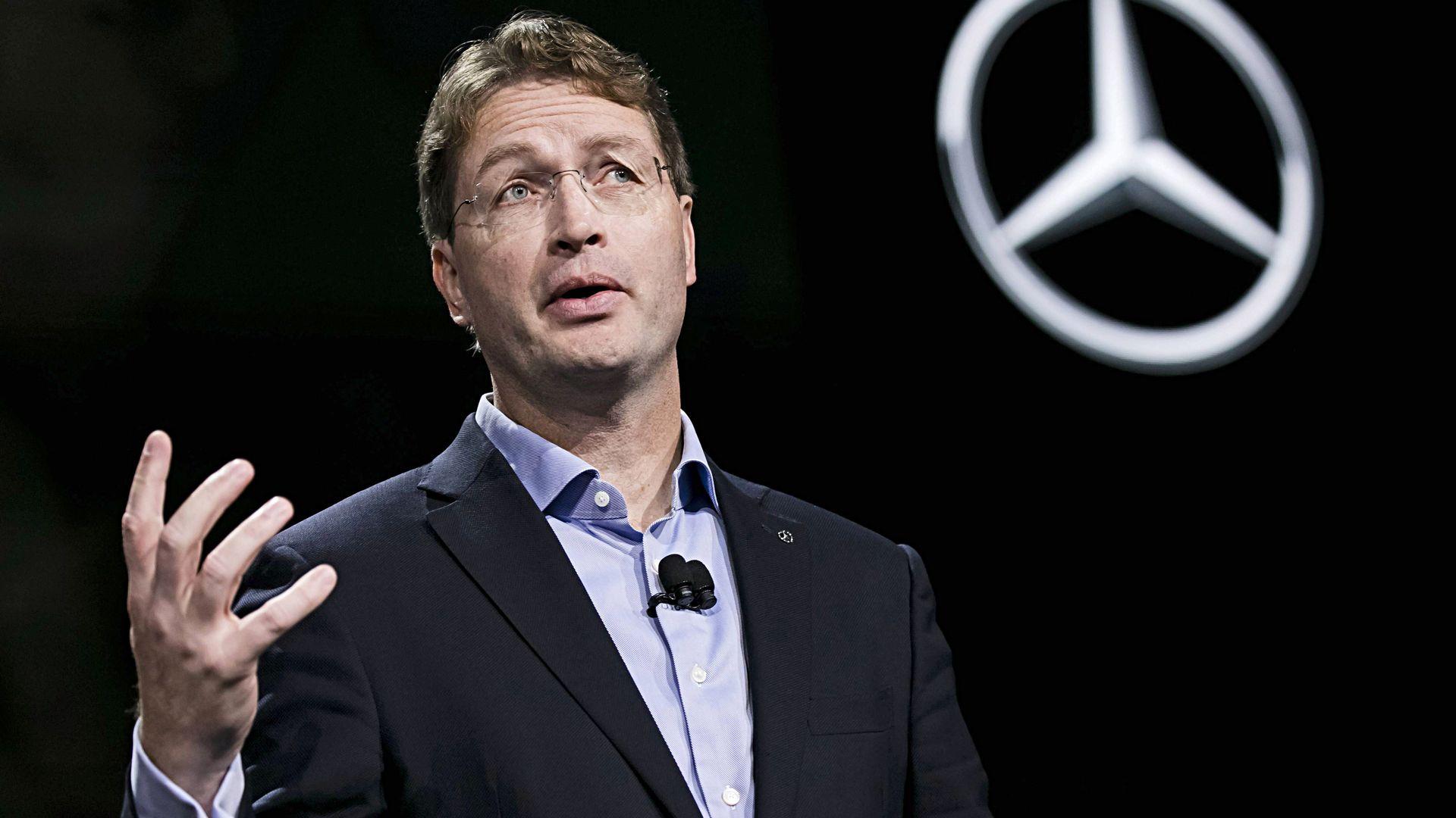 Novi Daimlerov šef se suočava s prvim ozbiljnim izazovima