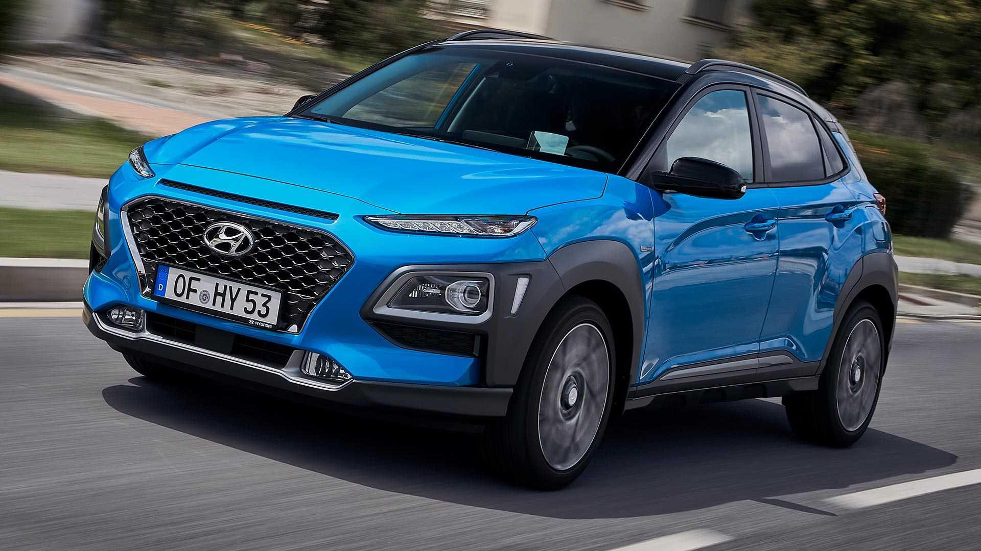 Hyundai Kona u Evropi dostupna i u hibridnom izdanju