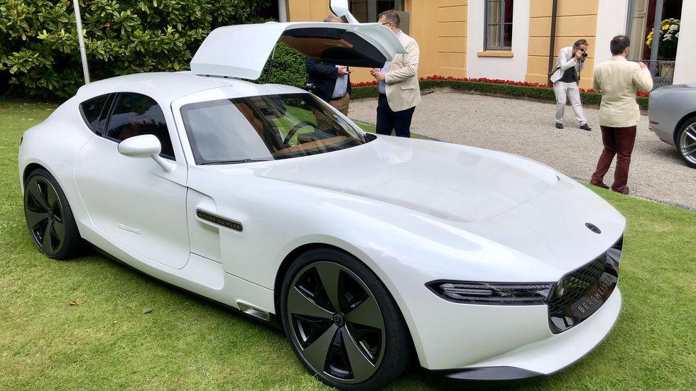 Uskrsnuće Austro-Daimlera donosi Bergmeister ADR 630 Shooting Grand (VIDEO)