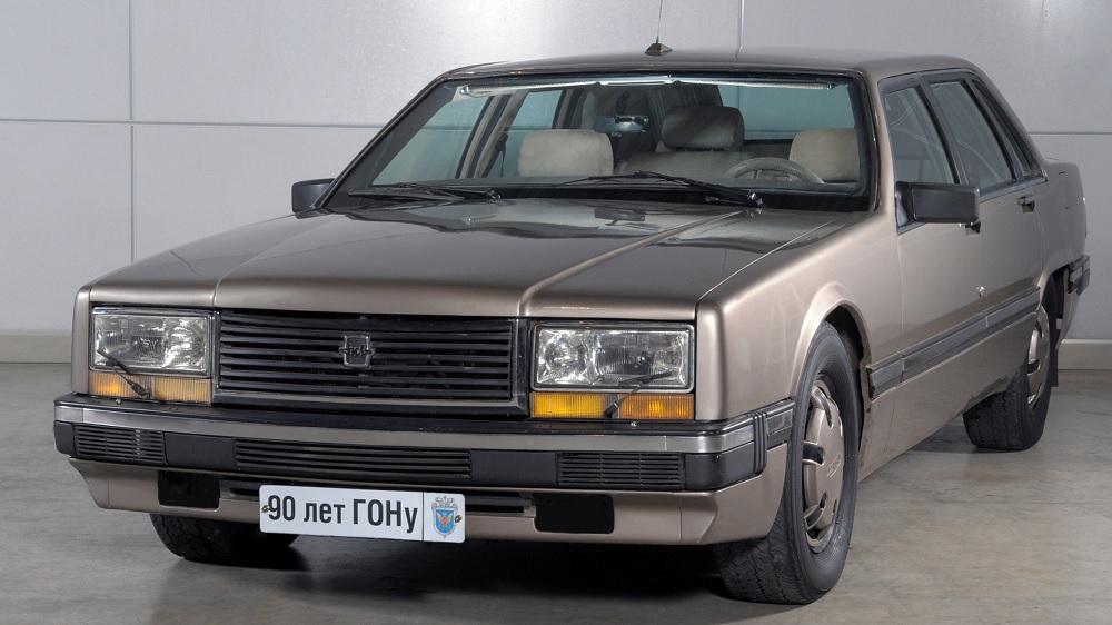 Zanimljivost dana: Nova potencijalna limuzina za sovjetske političare – ZIL 4102