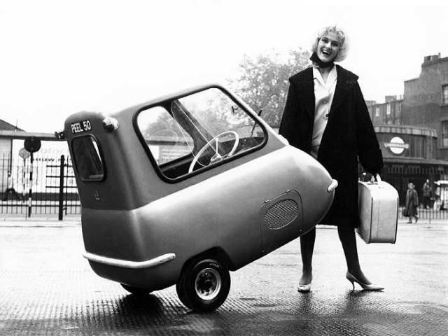 Zanimljivost dana: Najmanji ikada proizveden serijski automobil