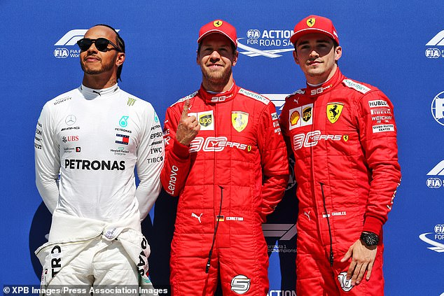 Buđenje Ferrarija na pomolu?