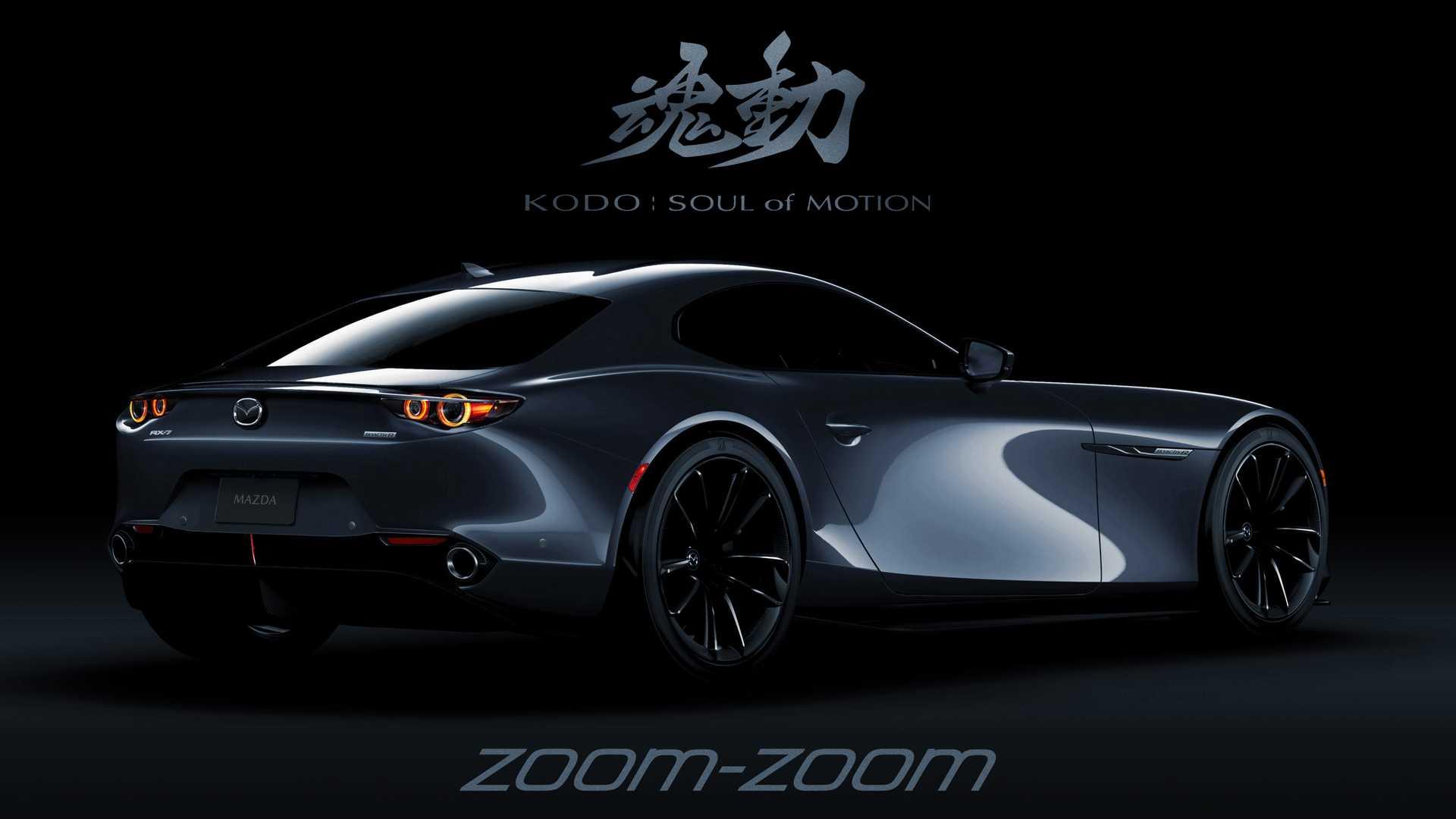 Mazda i dalje sanja o modelu s rotacionim motorom