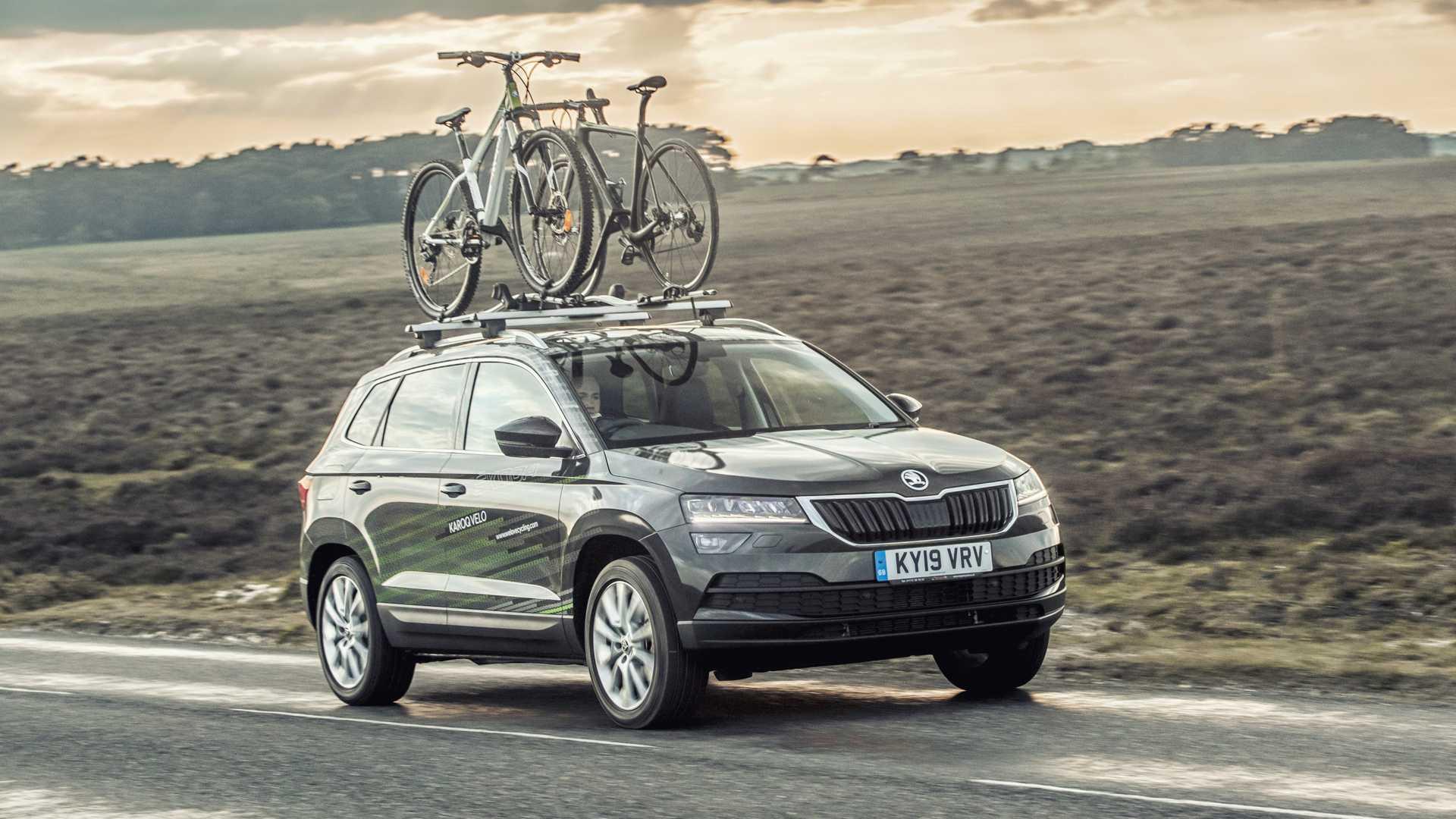 Škoda Karoq Velo – savršeno vozilo za bicikliste (VIDEO I GALERIJA)