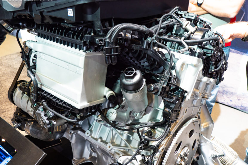BMW S58 – bliži uvid u motor koji će se naći u budućem M3/M4 (VIDEO)