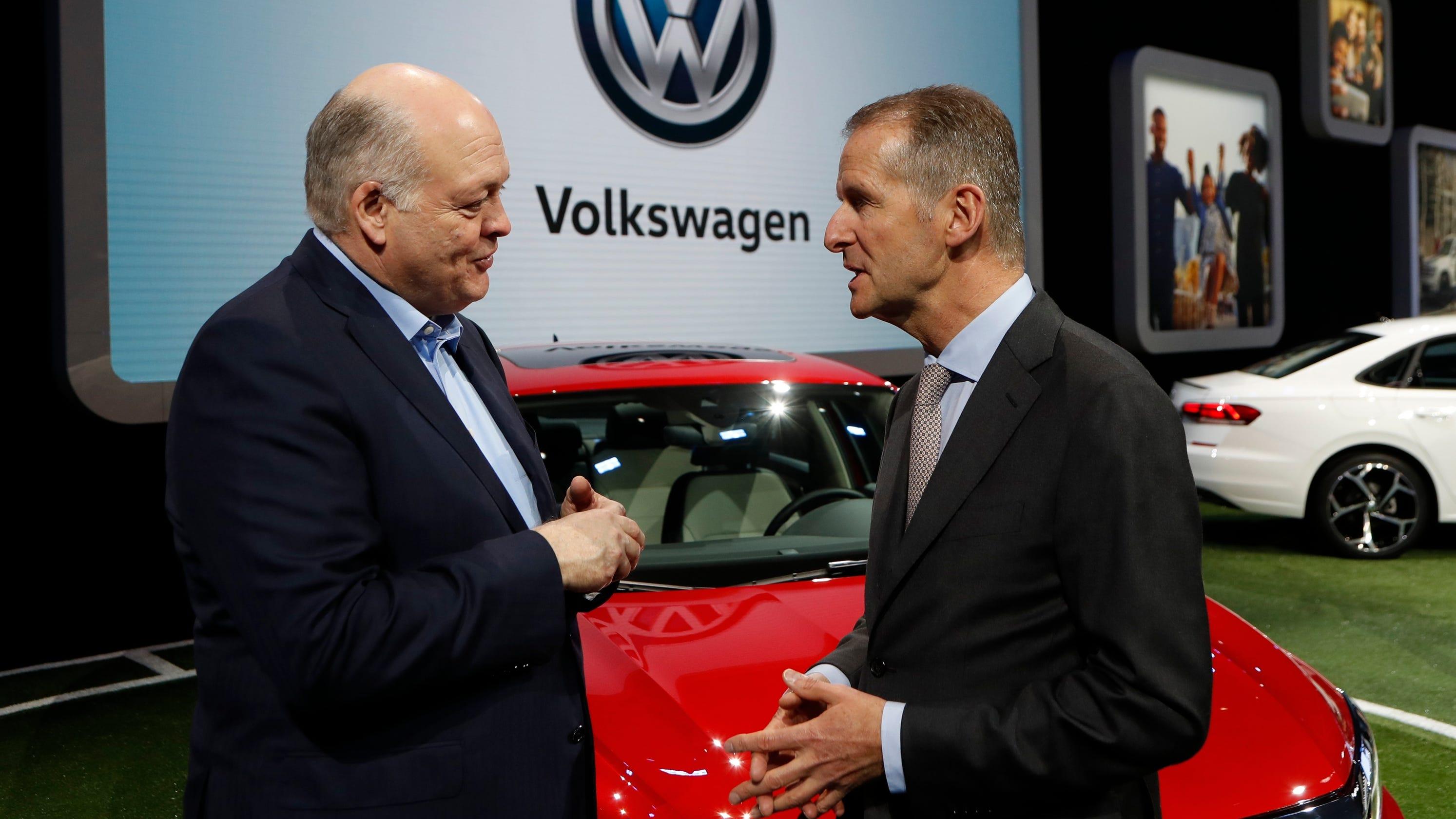 Ford i Volkswagen blizu dogovora vezanog za autonomna vozila