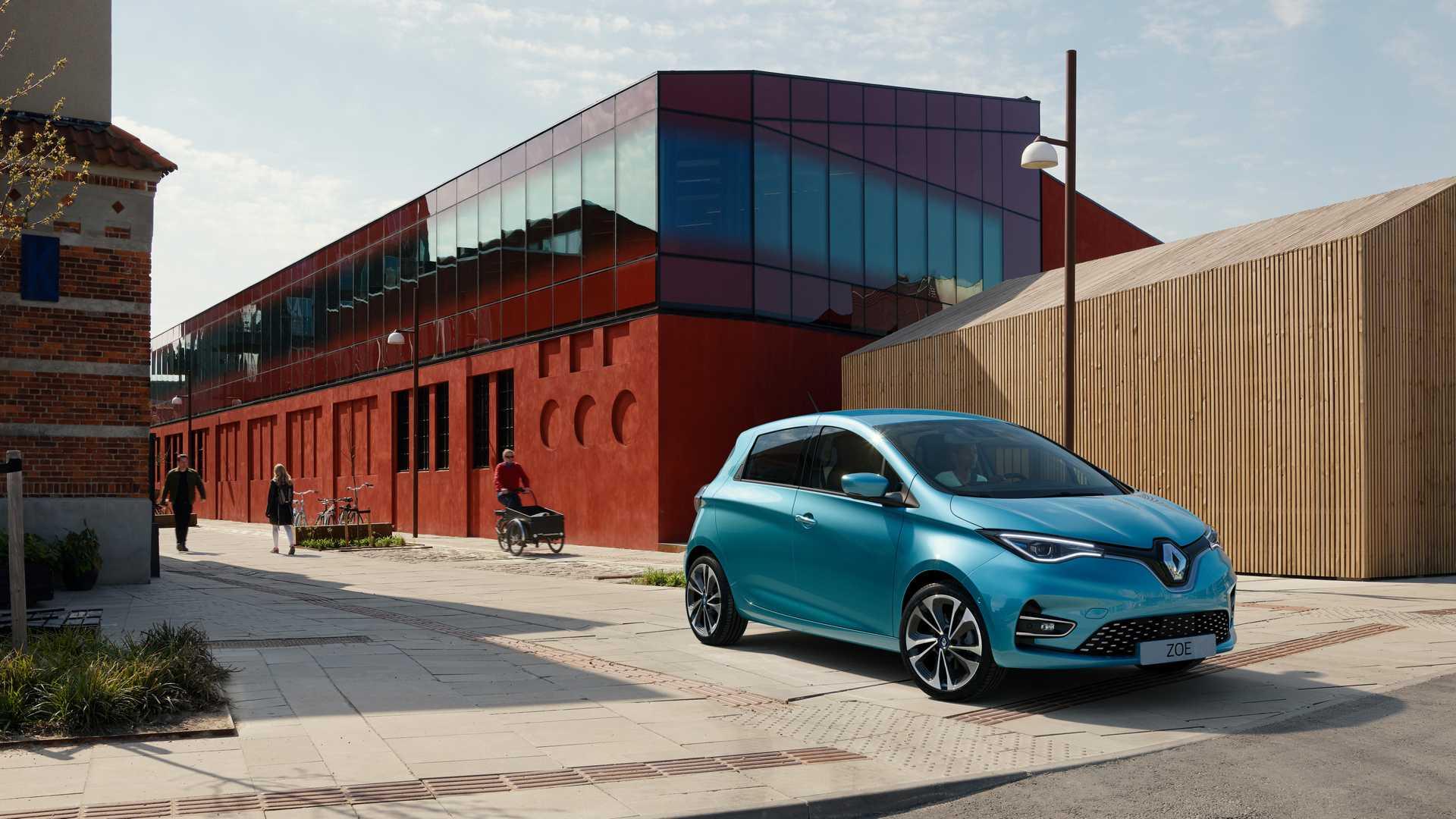 Novi Renault Zoe i zvanično (GALERIJA)