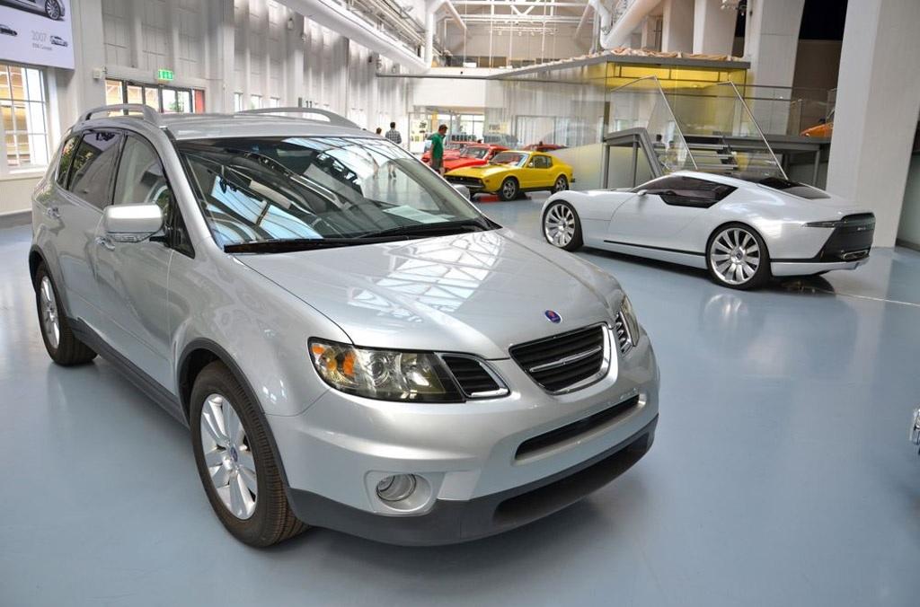 Zanimljivost dana: Saab je trebalo da dobije svoju verziju Subarua Tribece