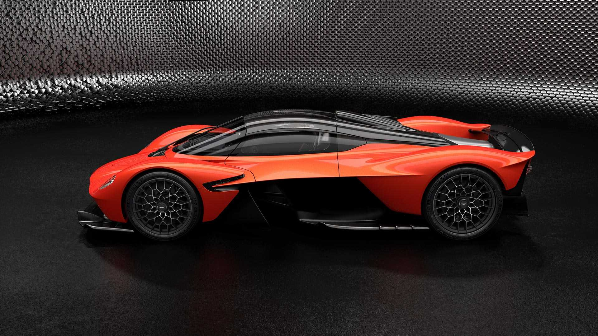 Aston Martin Valkyrie će pokušati da sruši rekord kruga na Nirburgringu