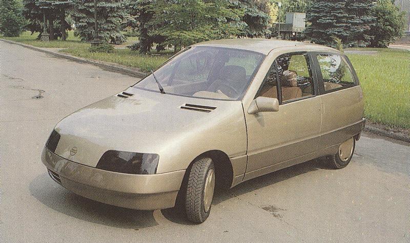 Zanimljivost dana: Sovjetski automobil ispred svog vremena – NAMI 0284