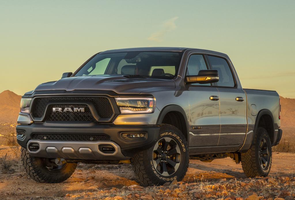 Američki troboj u segmentu lakih pikap kamioneta – Ram 1500 ponovo kralj