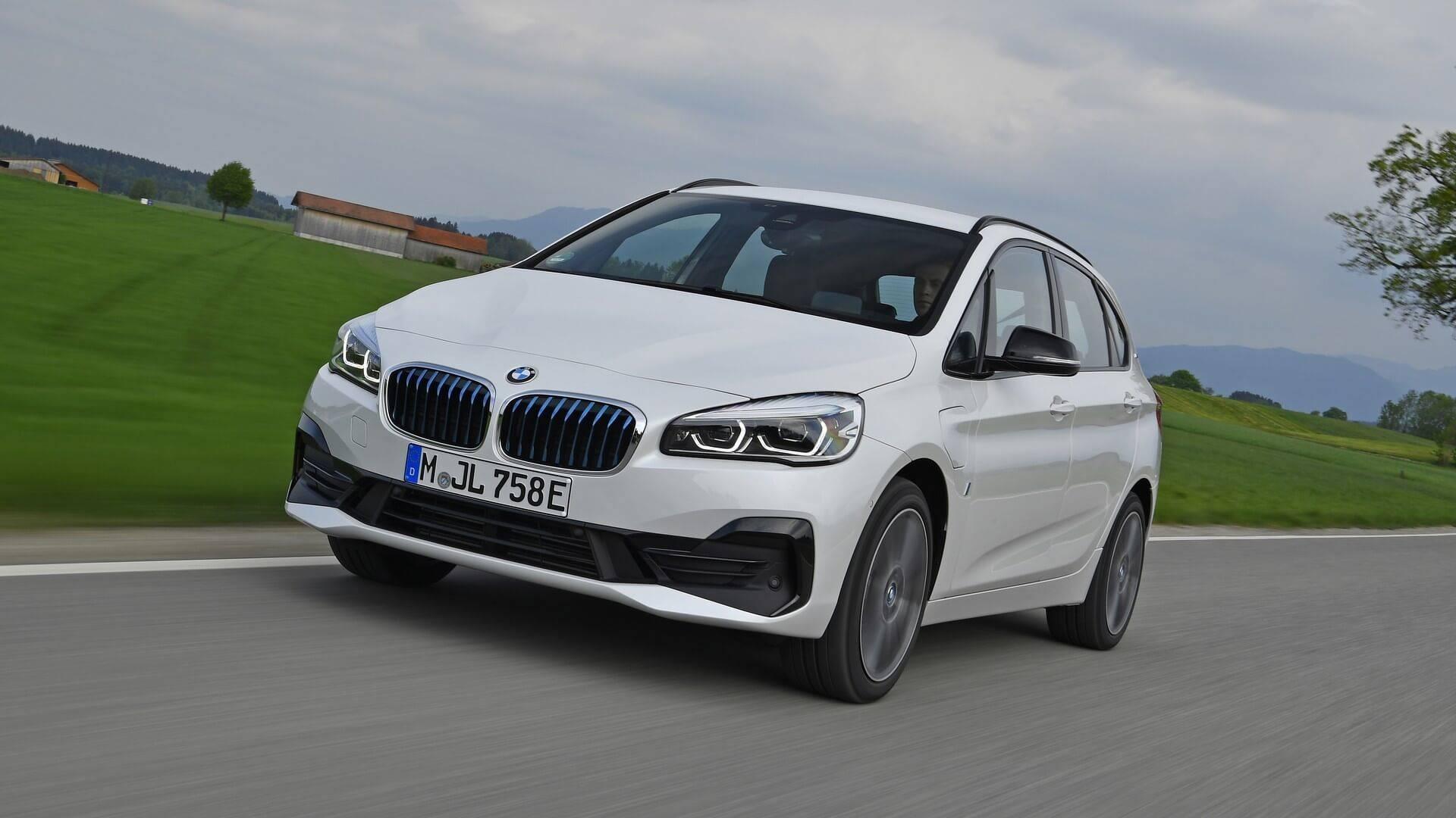 BMW napušta MPV segment