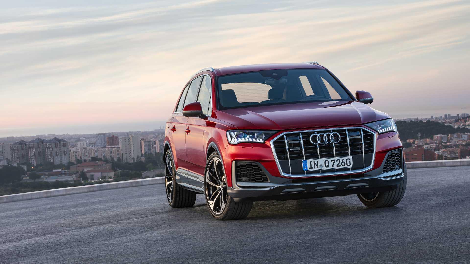 Audi Q7 živi drugu mladost
