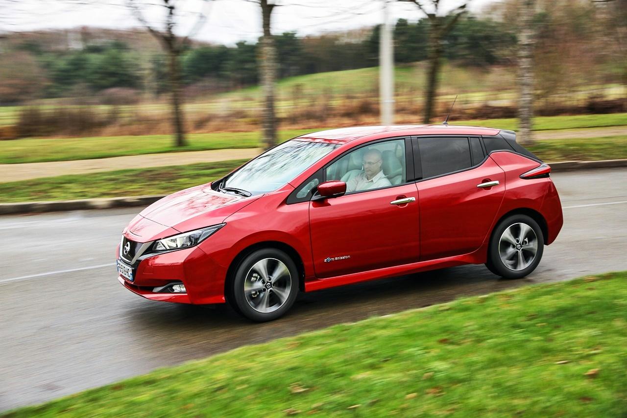 Nissan fokus stavlja na električne automobile i promenu načina života ljudi (INTERVJU)