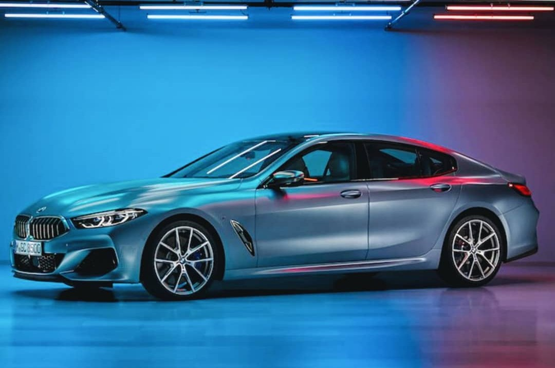 Prve fotografije: BMW serije 8 Gran Coupe