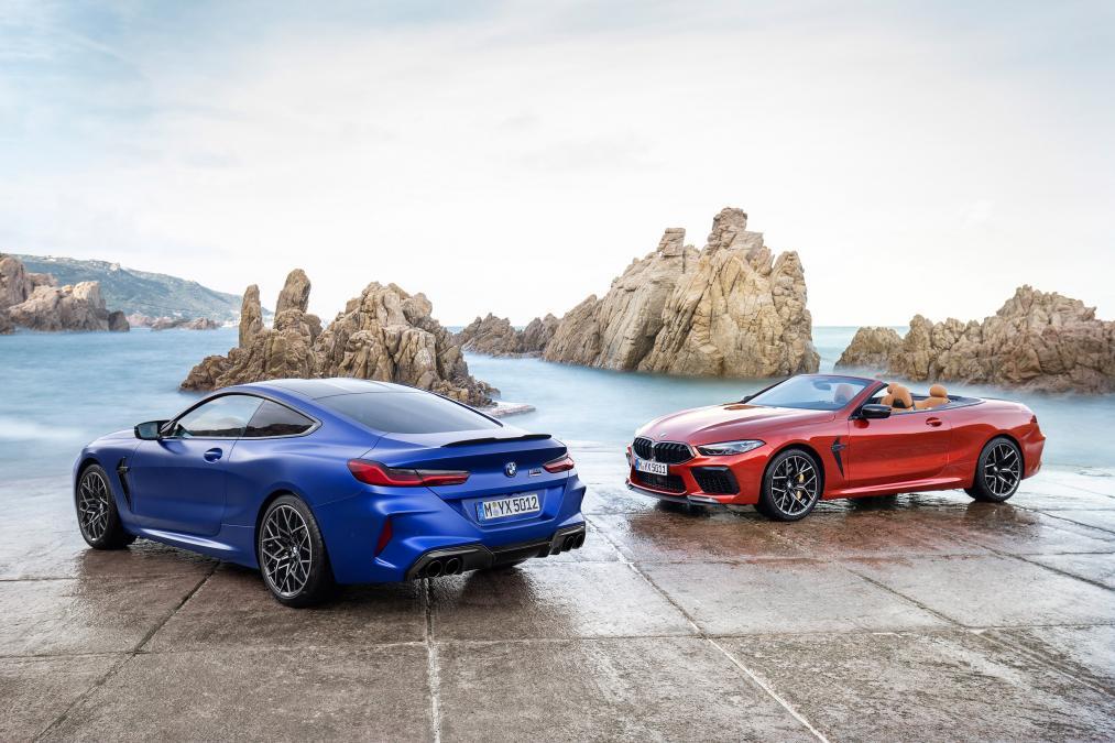 Novi BMW M8 Competition dolazi sa 625 ks (GALERIJA)