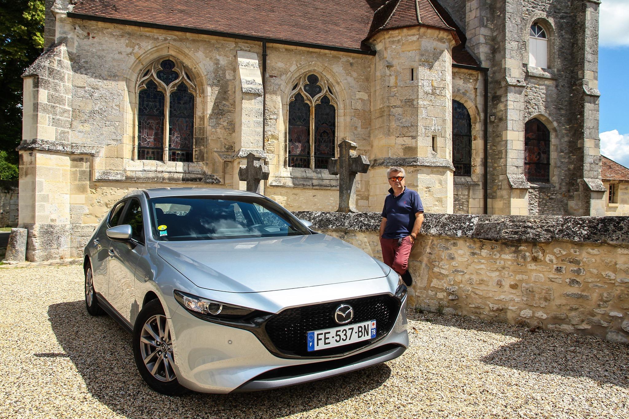 Mazda3 mora nazad u servis