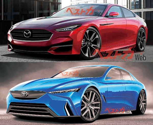 Glasine kažu da će Lexus i Toyota koristiti Mazdin redni šestak i RWD ahitekturu