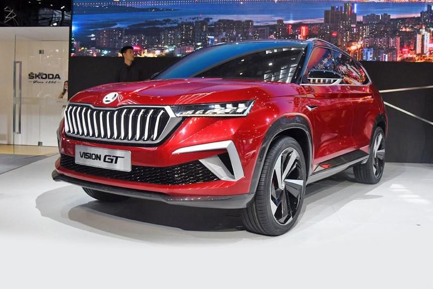 Škoda Vision GT – neočekivana premijera