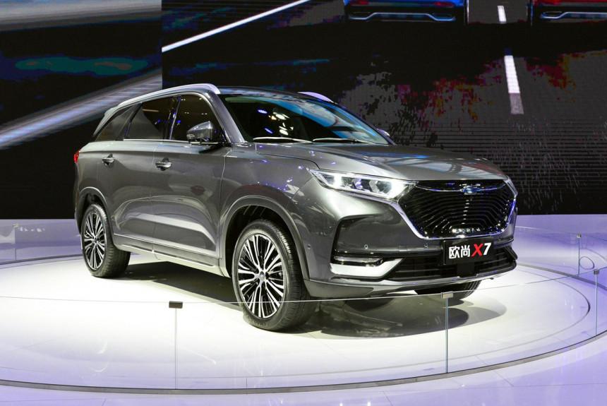 Oshan X7 je kineski premijum SUV