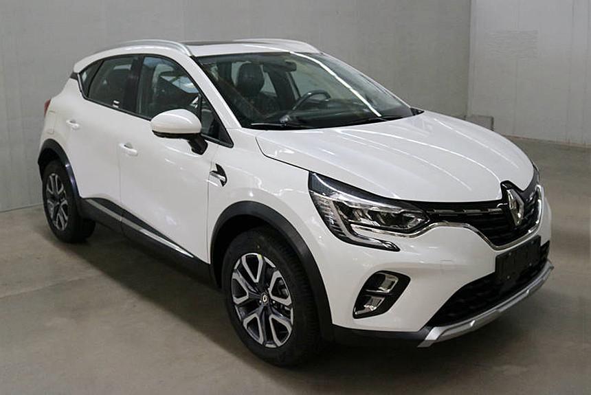 Novi Renault Captur je pred nama