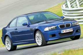 BMW M3 E46 Competition