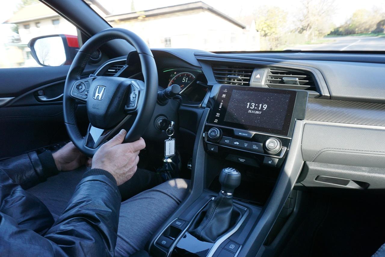 Honda poverila Kinezima razvoj sledeće generacije info-zabavnog sistema
