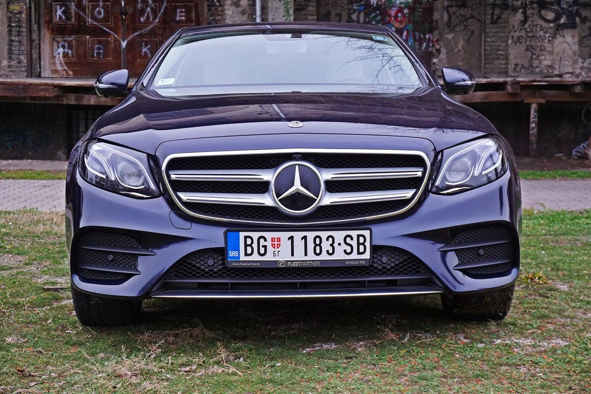 Došao je kraj sveta – Mercedes E klase dobija novi (mikro) dizel motor