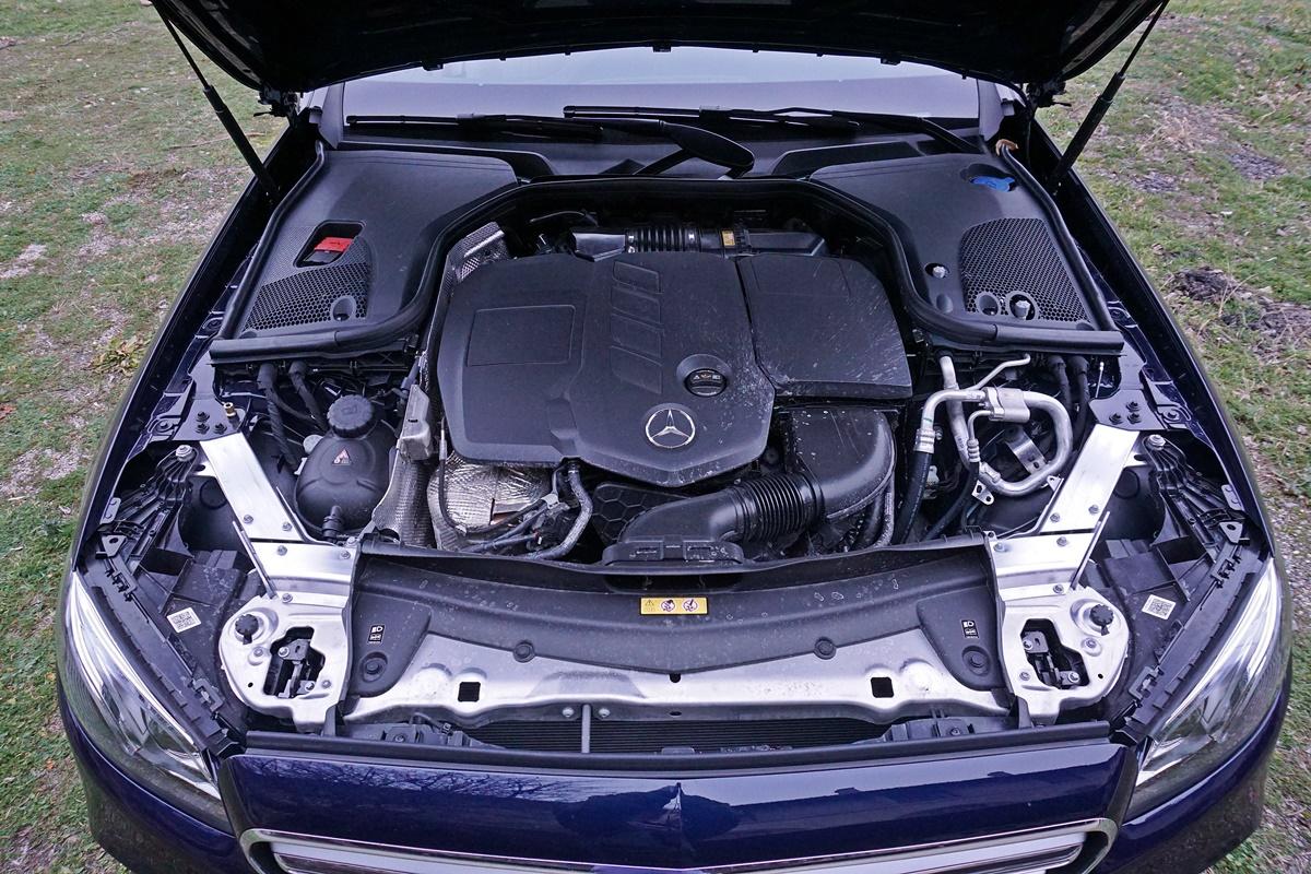 """""""Može u 100 marke da ne znate koji motor će od sada da pokreće Mercedes E350?"""""""