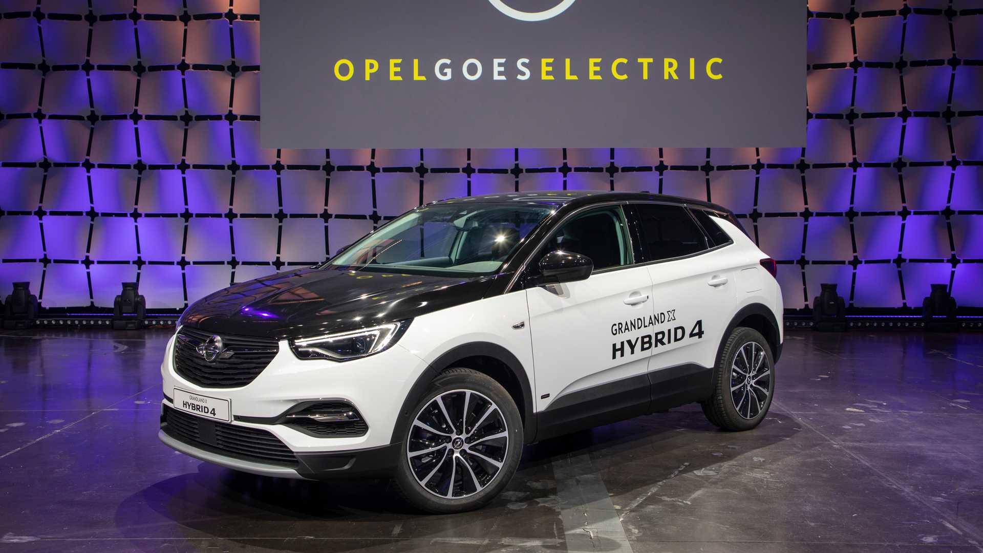 Opel Grandland X Hybrid4 u Nemačkoj za celih 50.000 evra