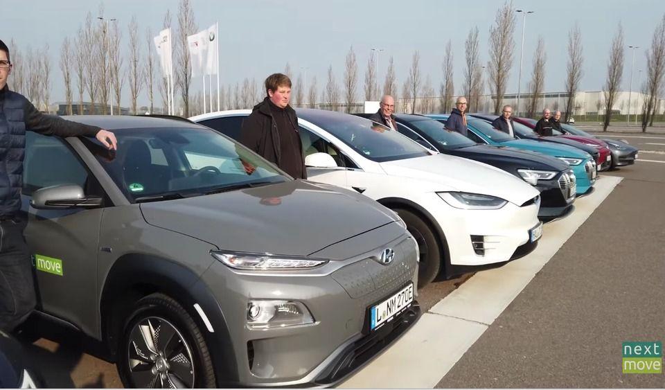 Istraživanje: Kako se menja autonomija elektromobila u zavisnosti od brzine kretanja