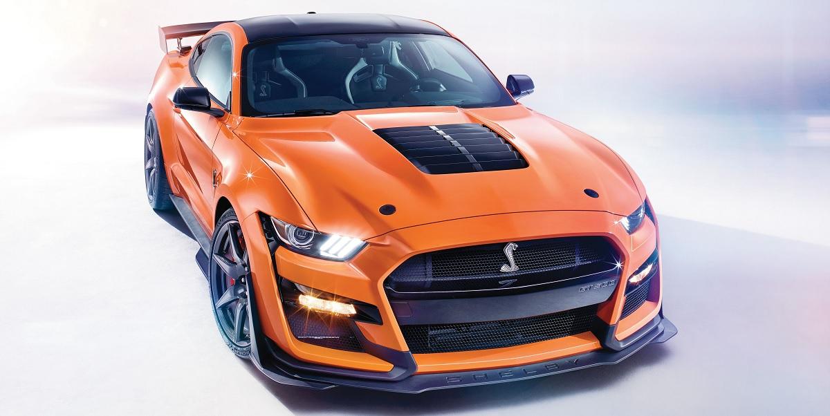 """Novi Ford Mustang Shelby GT500 razvija 760 """"konja"""""""