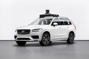 Volvo Uber