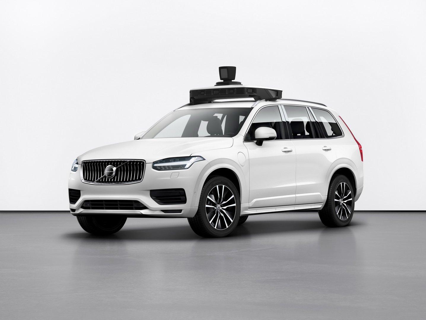 Volvo i Uber prikazali samovozeći XC90 spreman za serijsku proizvodnju