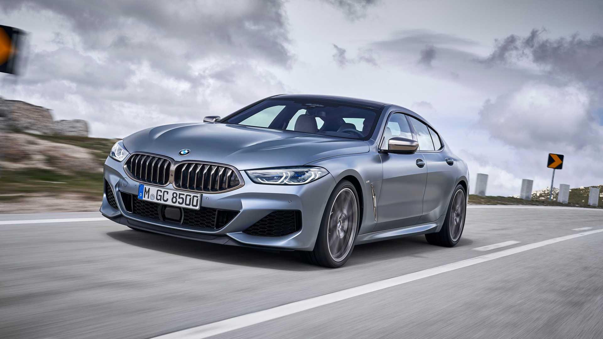 Premijera – BMW Serije 8 Gran Coupe (GALERIJA)