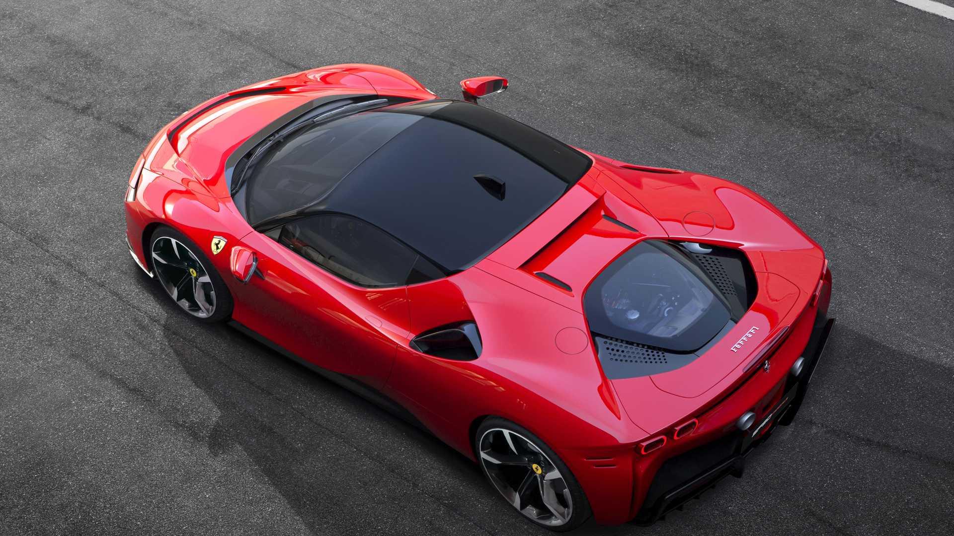 Australijanci već razgrabili svoj kontigent novog Ferrarija