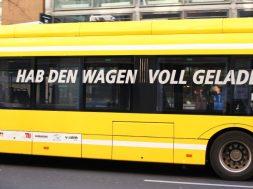 E-Bus der BVG