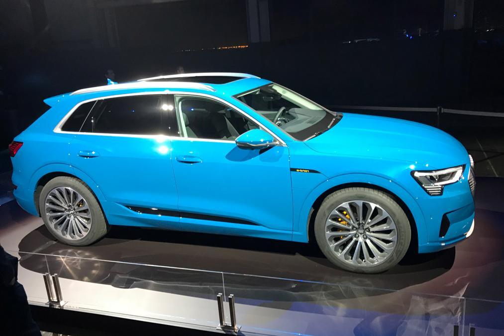 Audi razvija S verziju e-trona