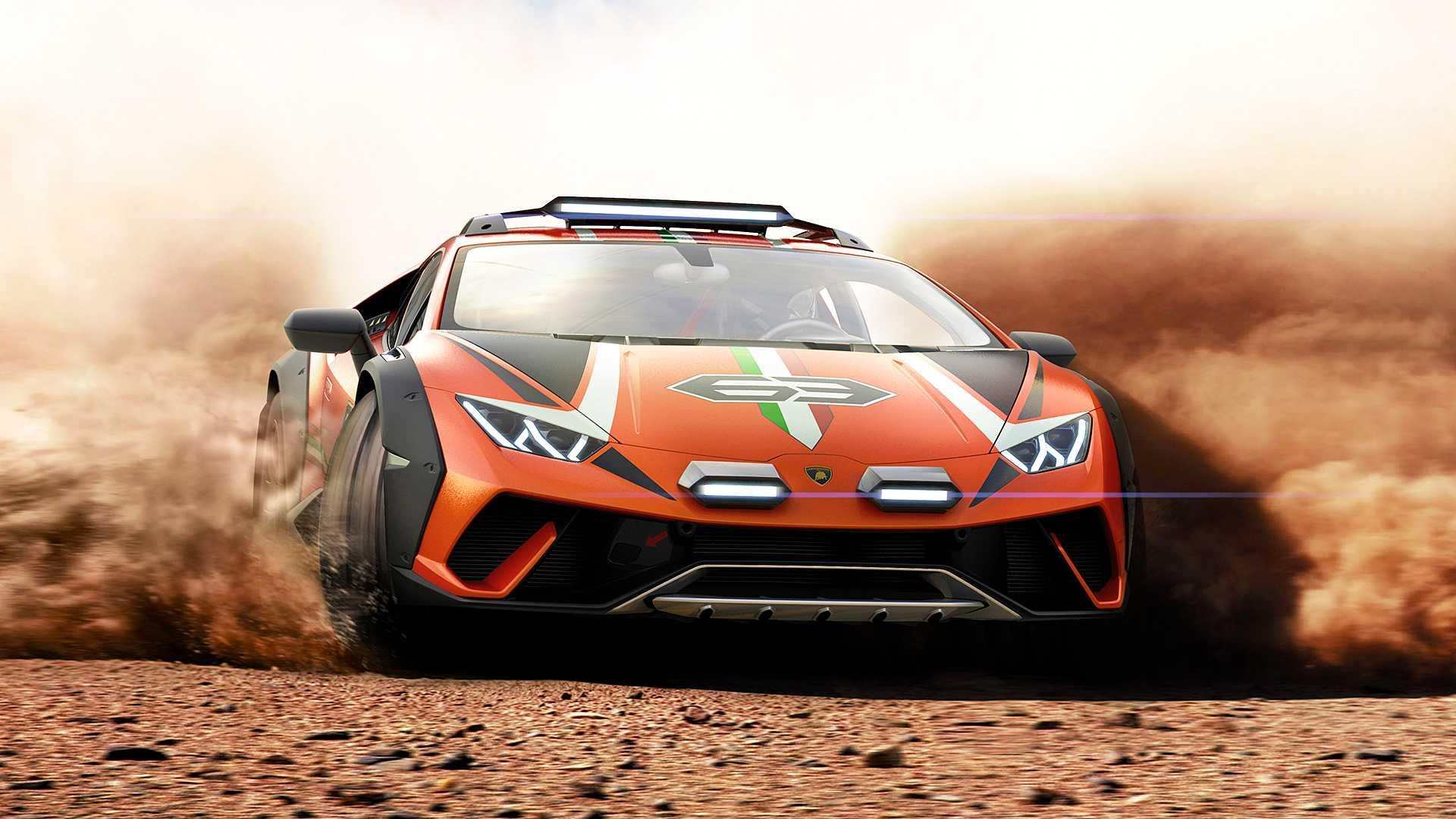Upoznajte Lamborghini Huracan Sterrato – najluđi koncept ove godine (GALERIJA)