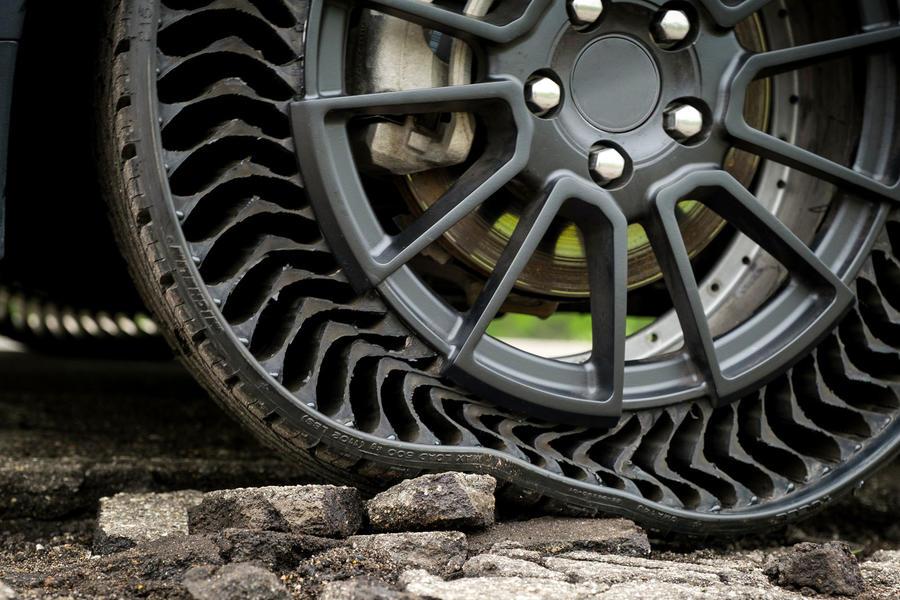 Michelin i General Motors zajedno do bezvazdušnih guma