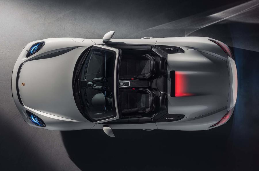 Predstavljeni Porsche 718 Boxster Spyder i 718 Cayman GT4